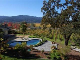Elegant Country Vineyard Property Calistoga, Napa