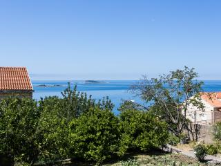 Apartments Kate - One-Bedroom Apartment with Balcony and Sea View, Mlini