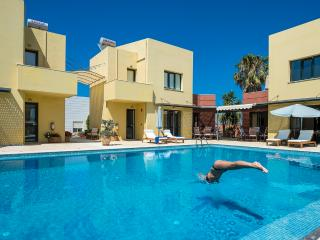 Beach,Pool,Seaview,Daphnis-Villa 1, La Canea
