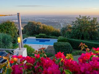 Panoramic views over the coastline - Villa Vista, Loule