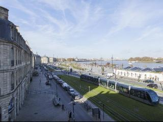 Incredible flat on the river, Bordeaux