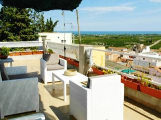 Modern house with stunning sea view, Alcanar