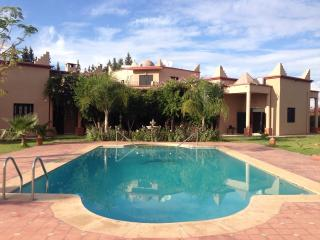 6 Bedroom Luxury Villa for 13 guests, Marrakech
