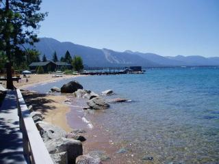 Quintessential Tahoe Cabin in Quiet Gated Community, Walk to Lake Tahoe and Bike Trails (RH09), Zephyr Cove