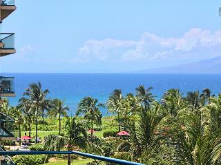Expansive Ocean View and Huge Lanai - On Sale this Fall - Sunset Glow at 536 Hokulani, Ka'anapali