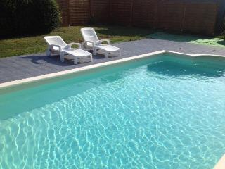 Renovated house with pool in Charente, Chasseneuil-sur-Bonnieure