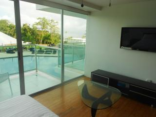 New Beachfront Condo on Caribbean Coast of Panama, Portobelo
