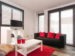 Bright Flat by Barcelona Cathedral