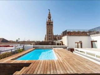 Great Loft with Swiming pool, Siviglia