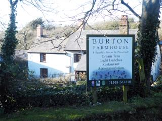 Burton Farmhouse B&B, Kingsbridge