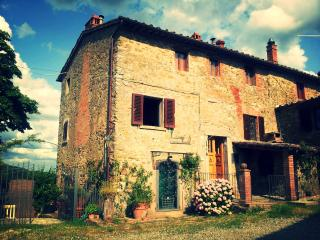 Chianti house, Florence, Siena, Jacuzzi, Tuscany, Gaiole in Chianti