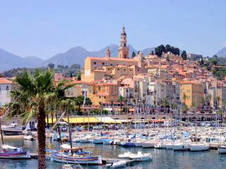 Apartment in Menton , South of France