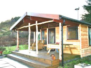 Flyaway Lodge Stunning Location Near Oban, Kilmore