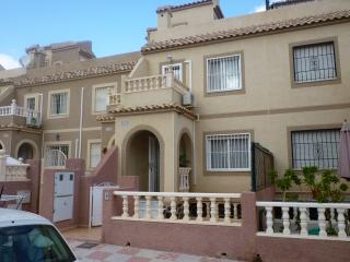Holiday townhouse in Gran Alacant, Alicante