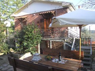 Apartment in a quiet location on the hills, Rosa, Sassetta