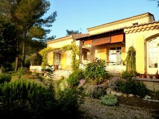 LS6-208 GARRI BABOU close to Avignon, Jonquerettes