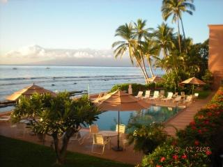 Oceanfront in Lahaina!  Your Piece of Paradise....