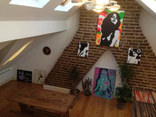 Amazing Loft Living in Brixton, London