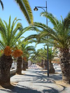 Puerto de Mazarron, only 10 minutes drive from our home