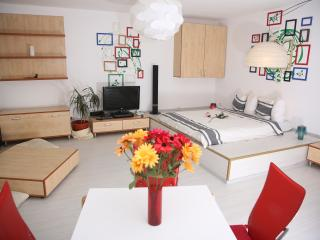 STUDIO T - CENTRAL - COMFY - WiFi -GREAT LOCATION!, Bucharest