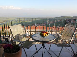 Galilee - Romantic for Couple - Panorama Lake View, Safed