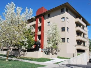 Modern 1-Bedroom Condo in the Heart of the City, Salt Lake City
