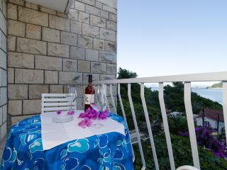 Guest House Marija - Two-Bedroom Apartment with Terrace and Sea View, Sobra