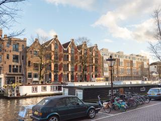 Historic apartment on canal, Amstelveen