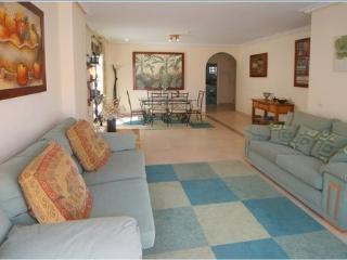 Puerto Banus apartment with pool and golf nearby
