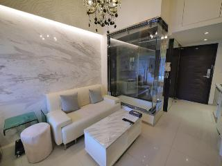 Boutique Business suite near 2 MRT with Gym/Pool, Taipei