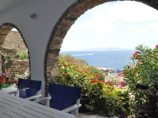 House by the sea in Tinos - Stavros Bay