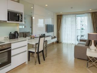 Pattaya C. The Cliff Condo.High end, 48m2, 1 Bedr.