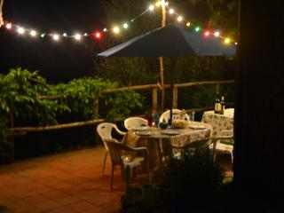 San Moscato: Secluded Tuscan holiday house with private swimming pool and garden, sleeps 12, Villa Basilica