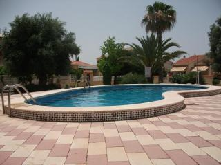 3 bedroom holiday villa with shared pool, La Marina