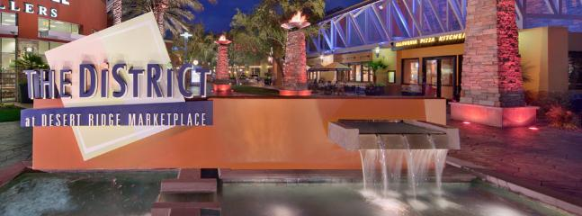 The District at Desert Ridge Shopping Mall (less than 5 minutes away)