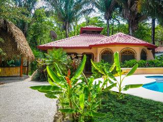 Plan for the fall. Great 2 bedroom house, Nosara