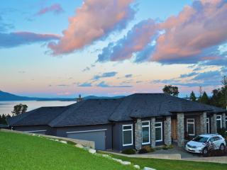 Modern, executive home with sweeping ocean view., Mill Bay