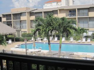 Two bedroom Marco Island, Florida townhome.