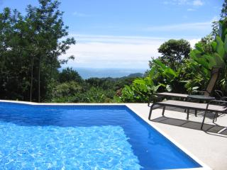 Luxury Villa -Ocean View-Total Privacy-Near Beach, Uvita