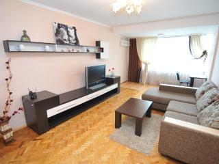 Nice two-room apartment in  center Chisinau, Chisináu
