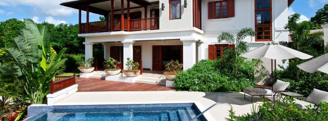 SPECIAL OFFER: Barbados Villa 14 Built With A Flowing Open Plan Design, Each Room Leads On To Another And Each Offers A Glimpse Of The Breathtaking View.