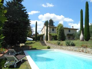 Poggio Rosemary - luxury farmhouse, Montespertoli