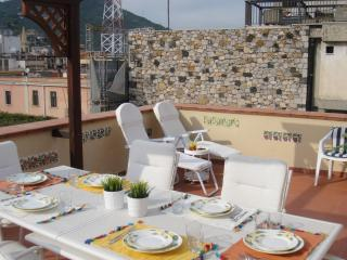Taormina Sea View Terrace for 4 people