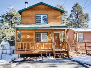 Cozy mountain getaway surrounded by national forest!, Big Bear City