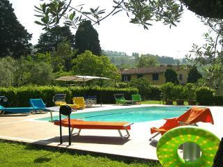Villa Rosita, tuscan country close to Florence, Prato