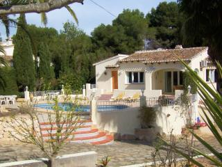 Villa Em Nau, 4 bedrooms, Private Pool, Moraira