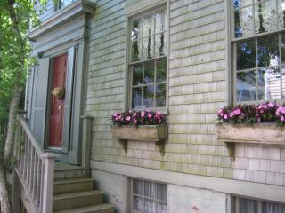 Historic Nantucket Sea Captains Home in Town