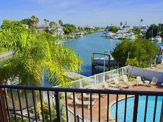 Beautiful water view condo at the Skyline Resort, Madeira Beach
