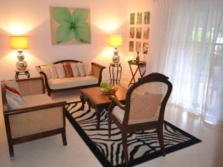 Luxury apartment in gated beach front condo + pool, Cas En Bas