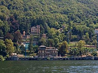 Majestic house on the Como's Lake, Blevio